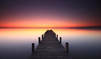 Lichtstimmung am See