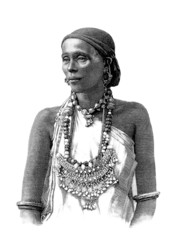 Trad. Indigenous Woman