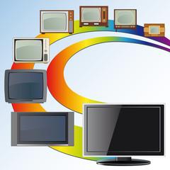 televiseurs historique