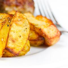 Backofenkartoffeln