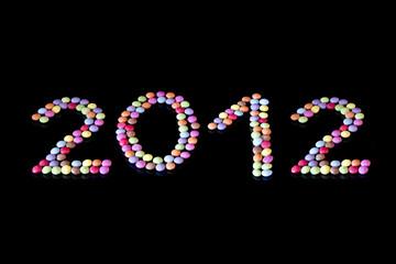 Süßes Jahr 2012