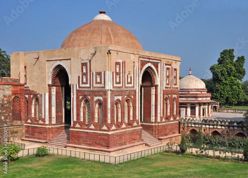 Alai-Darwaza, Mosque Entrance, Qutub Minar, Delhi, India