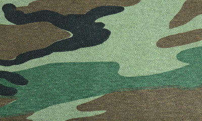 Military fabric background