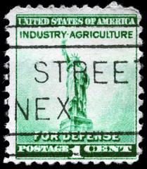 USA - CIRCA 1940 Liberty