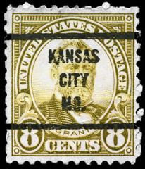 USA - CIRCA 1923 Grant