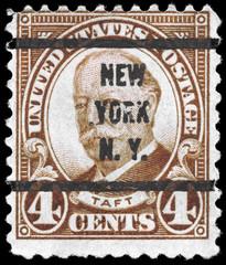 USA - CIRCA 1930 Taft