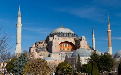 Hagia Sophia from Istanbul, Turkey