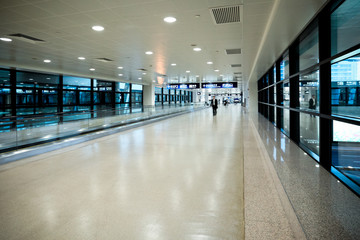 passage in terminal