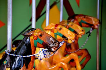 Horse Merry-Go-Round