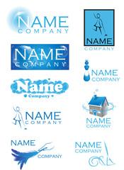 cleaning logos