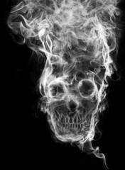 skull of the smoke