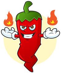 Angry chili