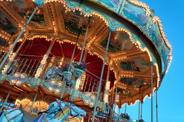 Colourful & Detailed Carousel