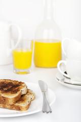Toast and Juice