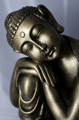 Relax thai buddha