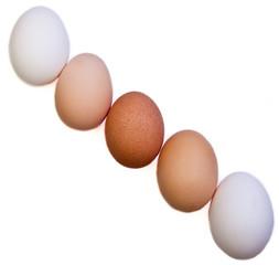 Diagonal Eggs