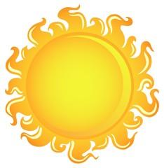 Sun theme image 1