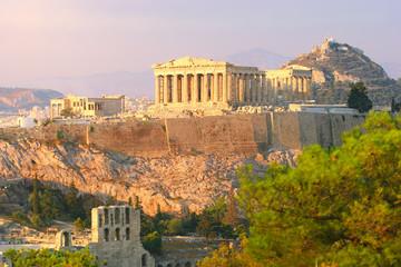 Akropolis, Athen, Griechenland Fototapete