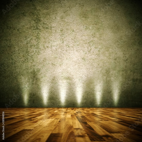 Wohndesign dekowand braun mit lampen stockfotos und for Wohndesign lampen