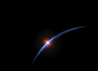 Astronomie_001_Erde_Sonne