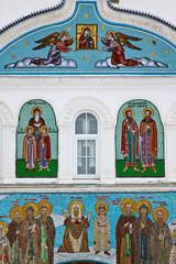 Tolga Convent near Yaroslavl, Russia