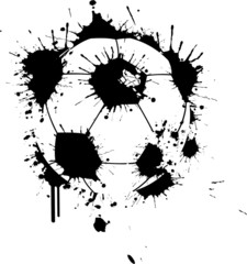 Graffiti Soccer Ball