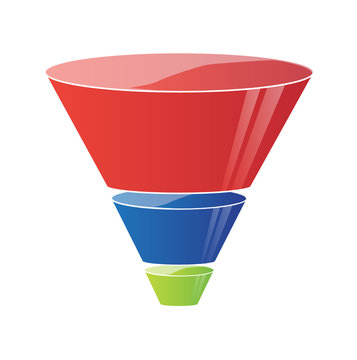 Funnel Graphic - 3 Parts