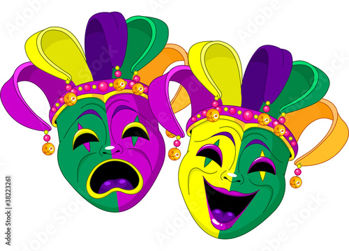 Mardi Gras Masks Stock Image And Royalty Free Vector Files On