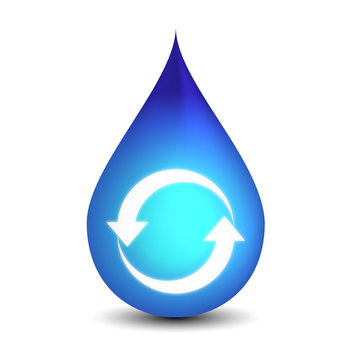 Clean recycle water