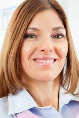 Portrait einer älteren Patientin