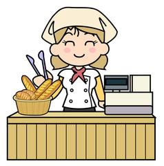 Bakery-Cash register