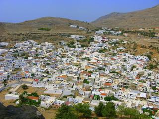 Rhodes - Village