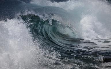 Fototapeten Wasser Ocean wave