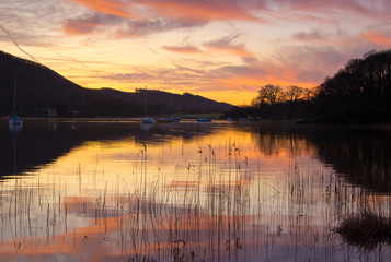 Coniston Dawn
