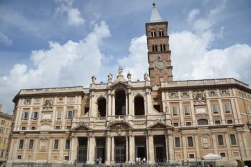 Basilica Papale di Santa Maria Maggiore - Rome, Italy