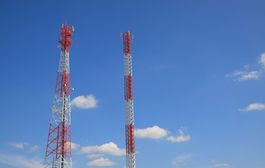 telecommunication antena