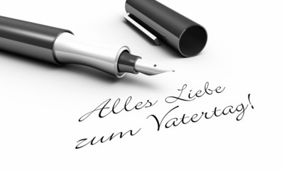 Alles Liebe zum Vatertag - Stift Konzept