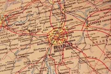 Bruxelles city