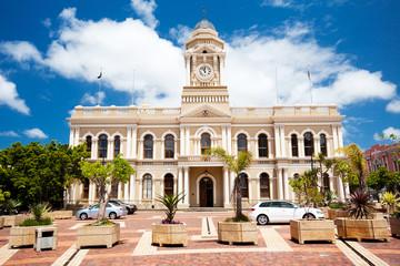 Garden Poster South Africa city hall of Port Elizabeth, South Africa
