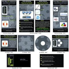 Information Technology (IT) stationary
