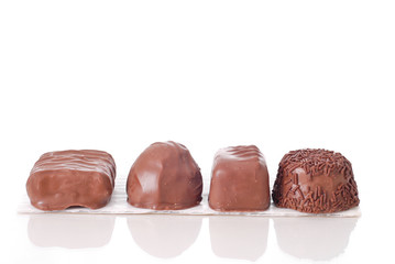 Four Chocolates