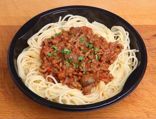 Spaghetti Bolognese Ready Convenience Meal