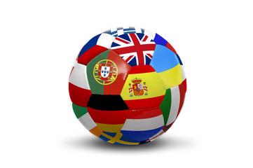Euro cup ball