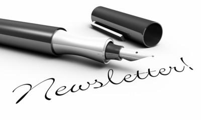 Newsletter! - Stift Konzept