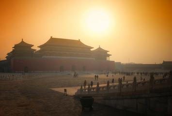 Forbidden City - Beijing / Peking - China