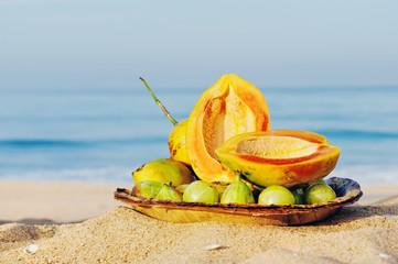 Tropical Still-Life