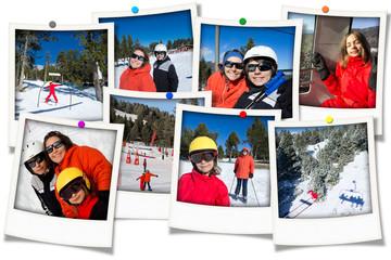 pêle-mêle ski