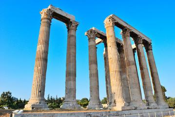 Olympian Zeus temple