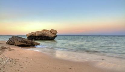 Sunset in Sharm el Sheikh HDR!
