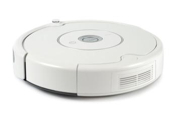 Robotic Wireless Vacuum Cleaner